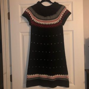Sweater dress. Gently worn and comfy!